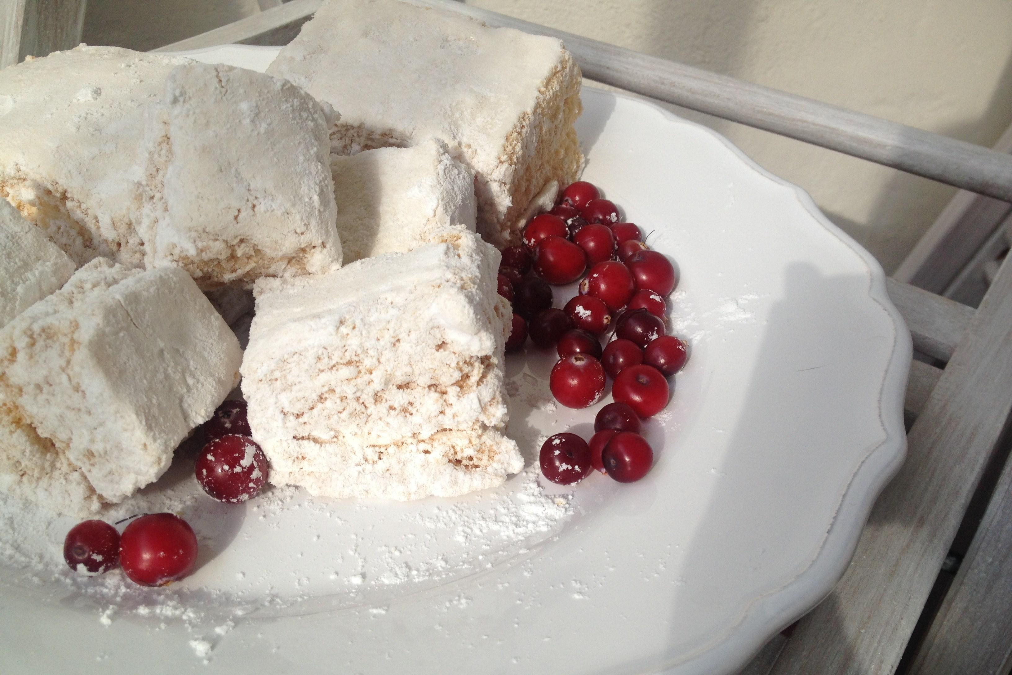 Белки с сахаром рецепт в духовке