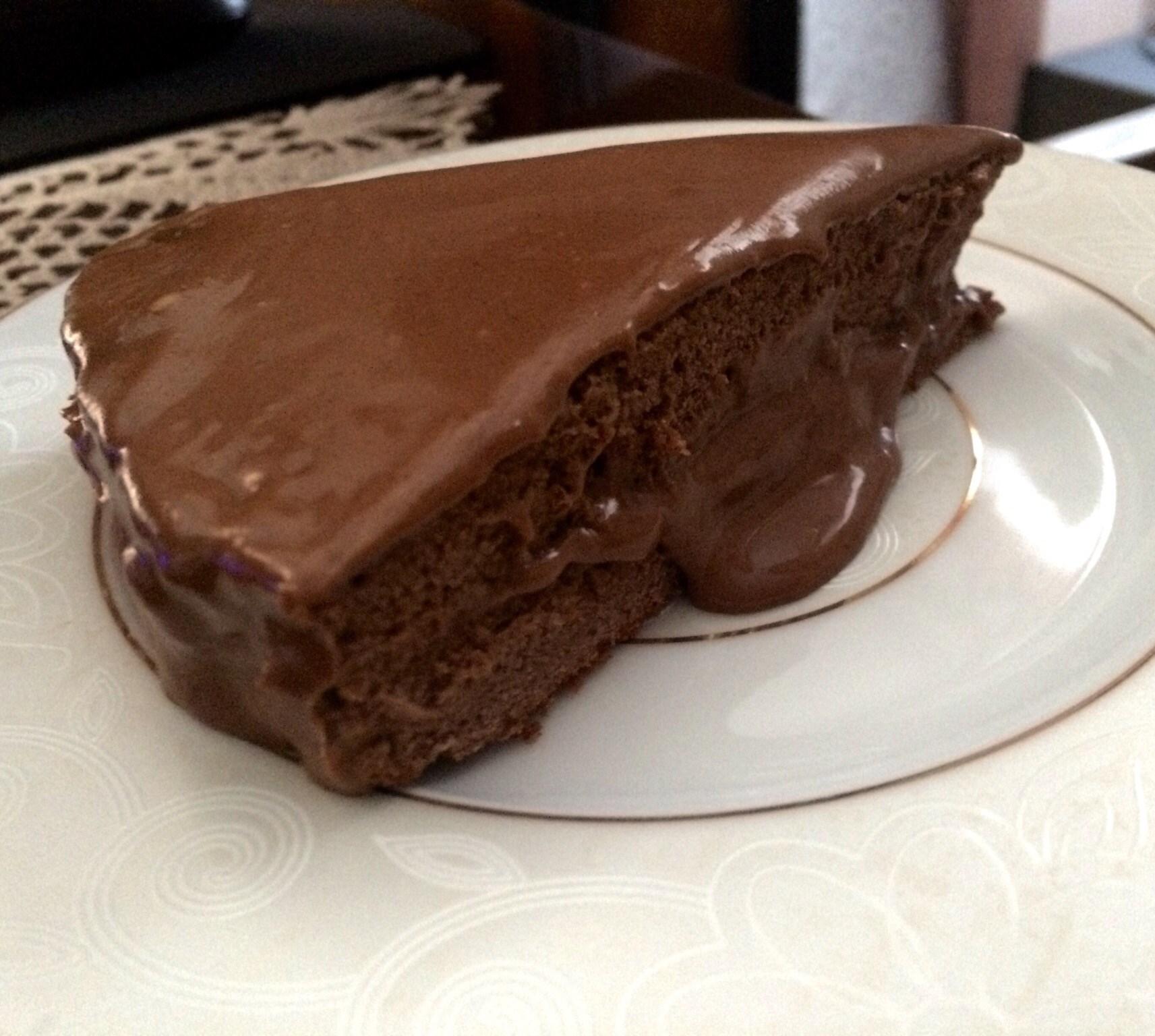 Рецепт торт с какао