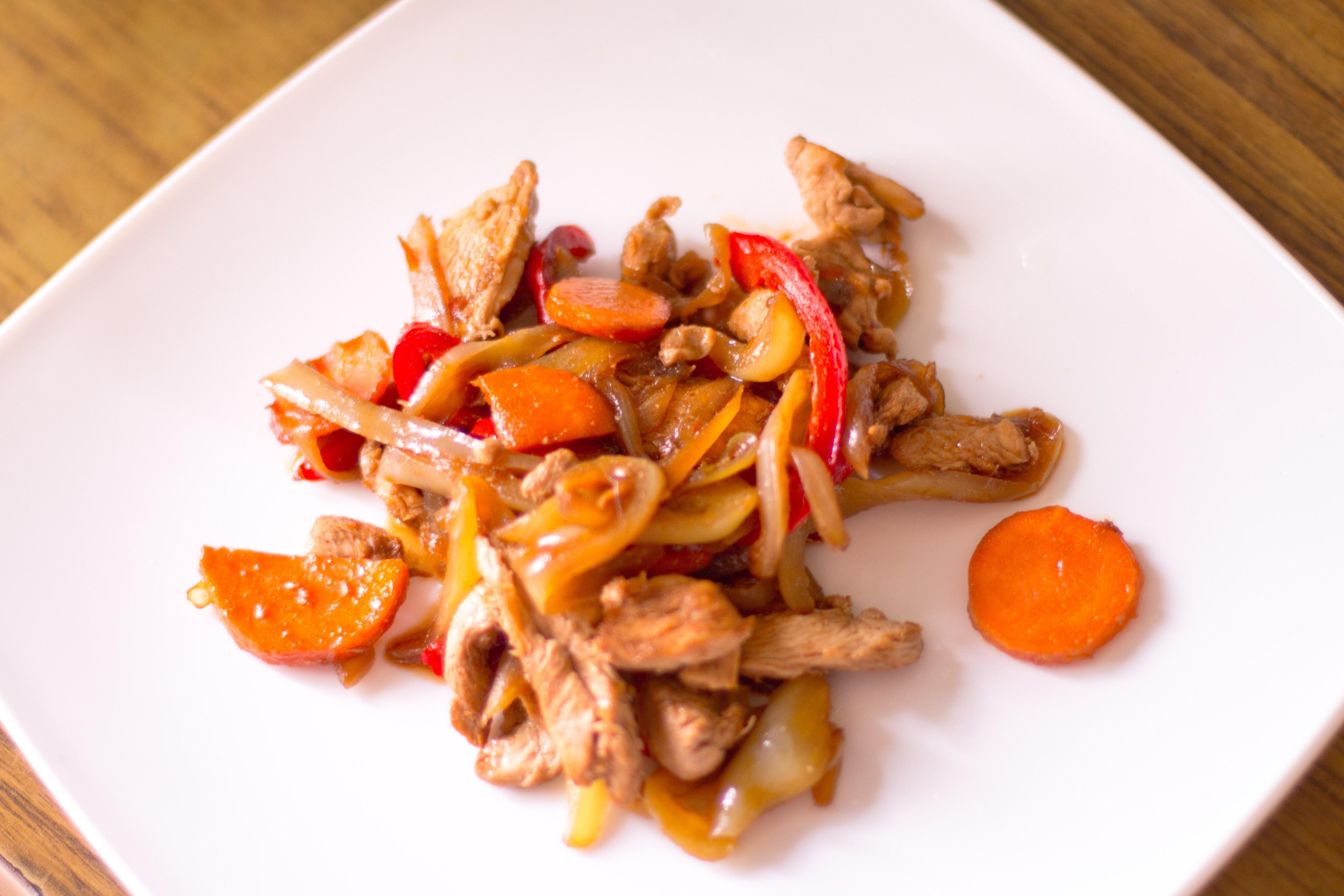 Рецепты блюд из курицы для столовых