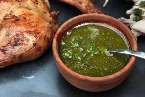 Аргентинский соусы к шашлыку