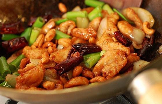 Рецепт жареной курицы с овощами фото