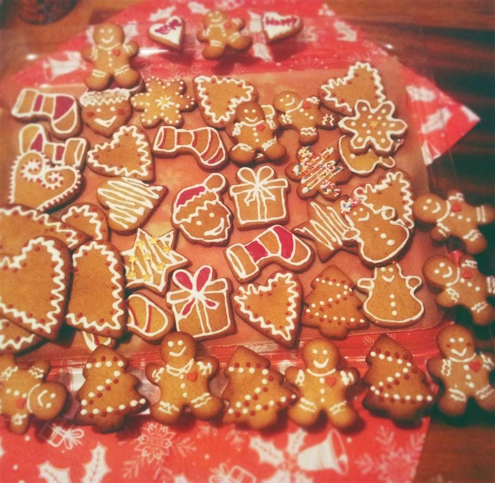 Как сделать имбирное печенье домашнее 29
