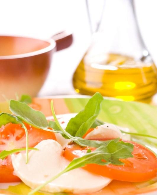 низкокалорийные рецепты с сыром моцарелла