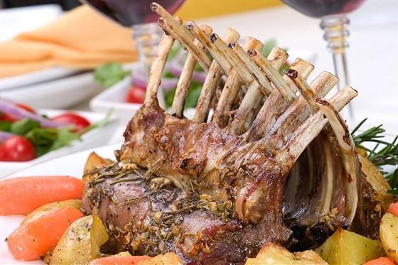 Бараньи ребрышки провансаль рецепт – основные блюда. «Еда»