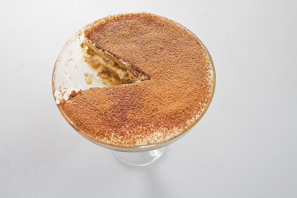 Рецепт торта тирамису со сливками и маскарпоне