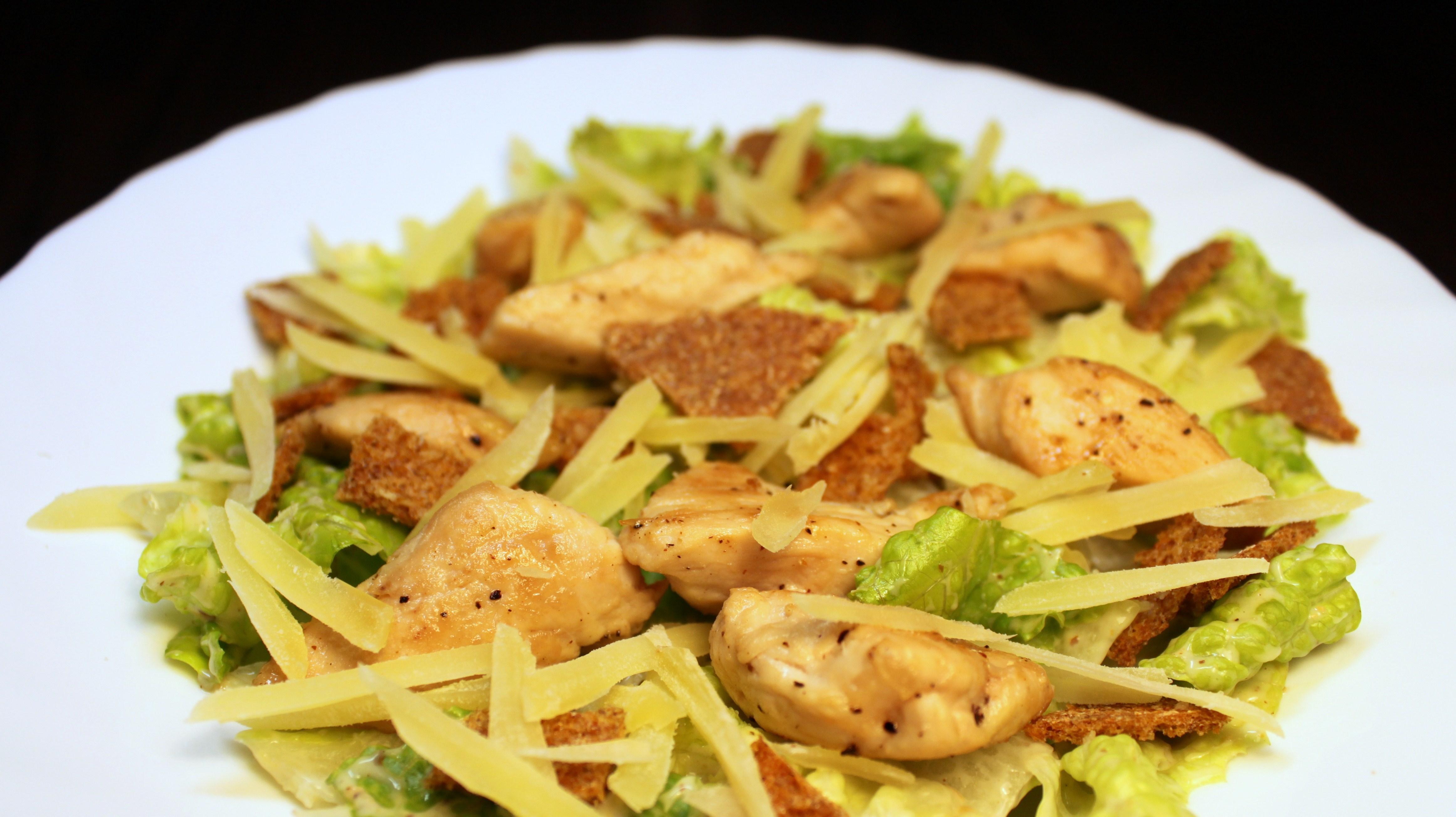 Заправка на салат цезарь рецепт пошагово