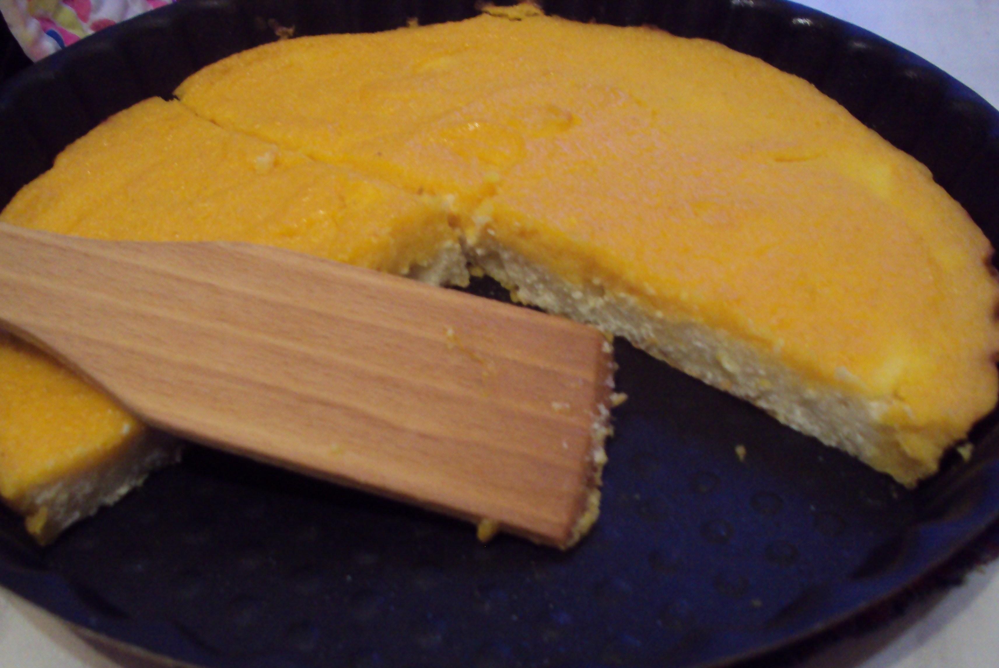Творожно тыквенная запеканка рецепт пошагово