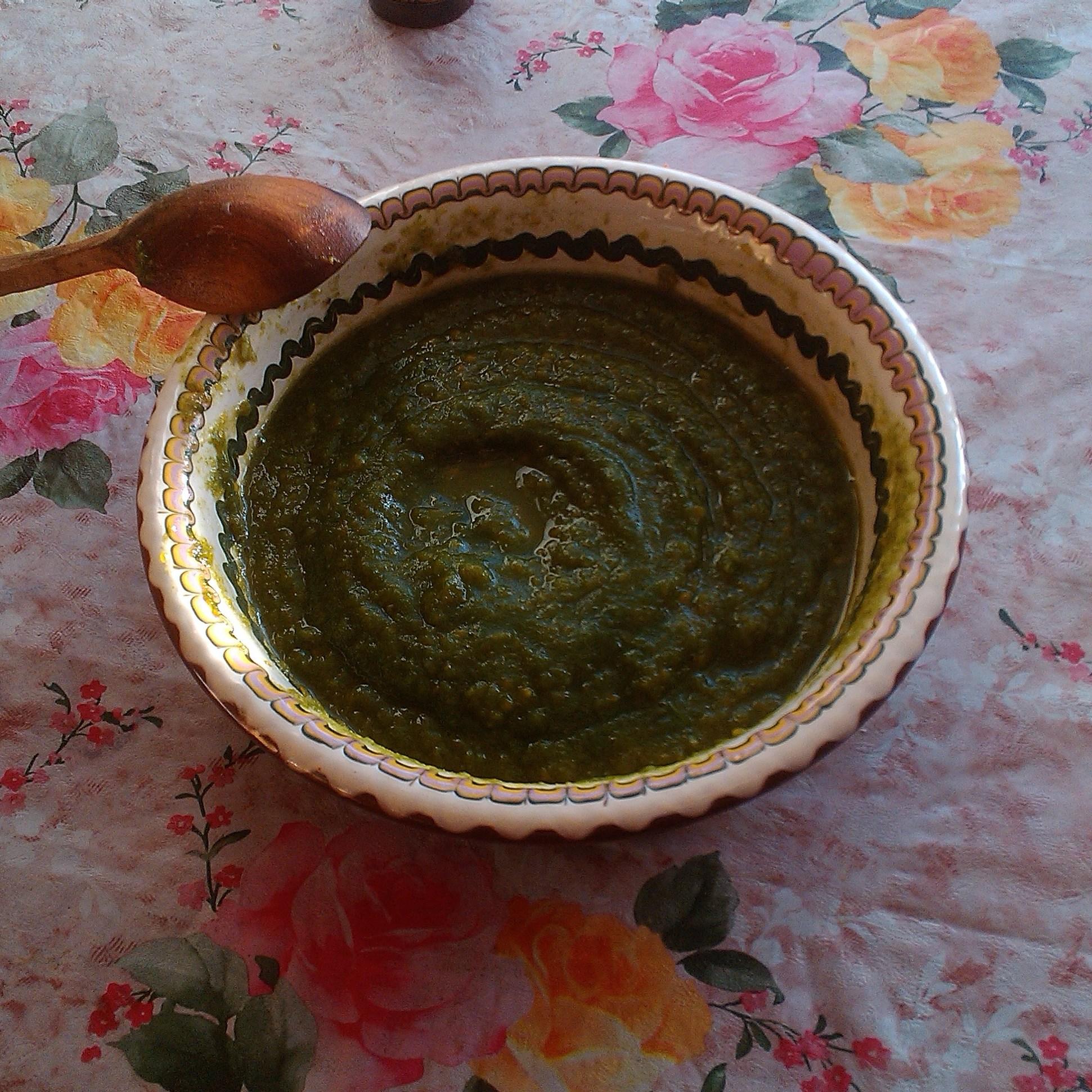 суп из шпината турецкий рецепт