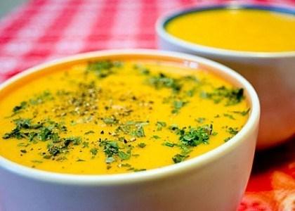 Овощной суп пюре для ребенка рецепт