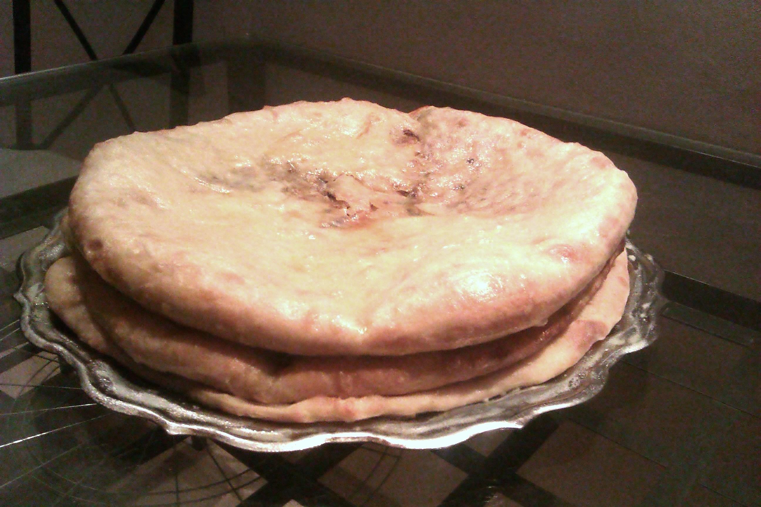 Осетинские пироги рецепт на кефире пошагово в духовке