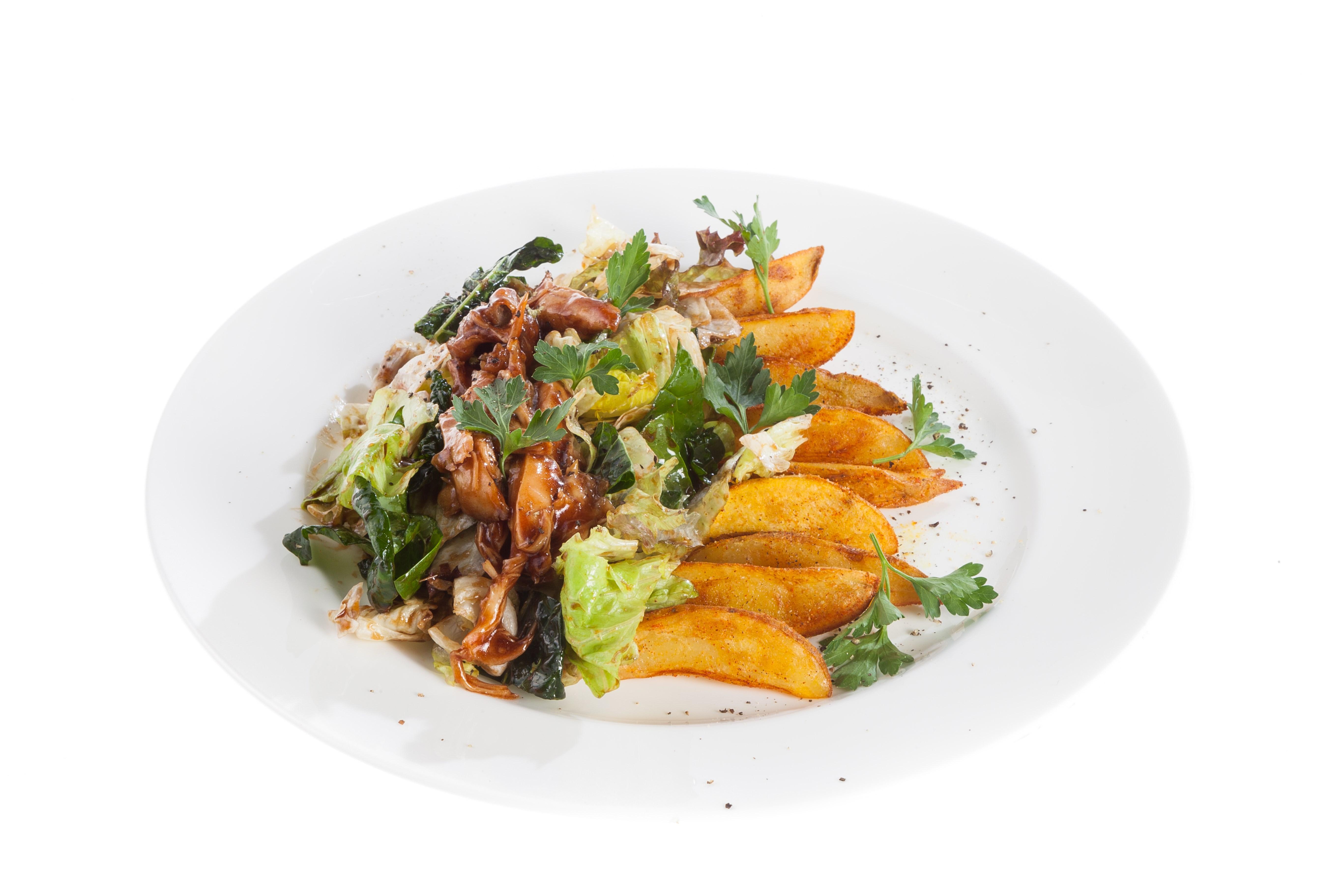 Салат куриный барбекю рецепт электрокамин бергамо