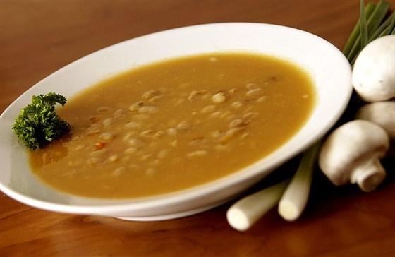 Фасолевый суп пюре рецепт