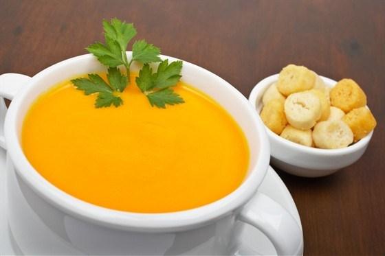 Бабушкина кухня кремовый суп как готовить