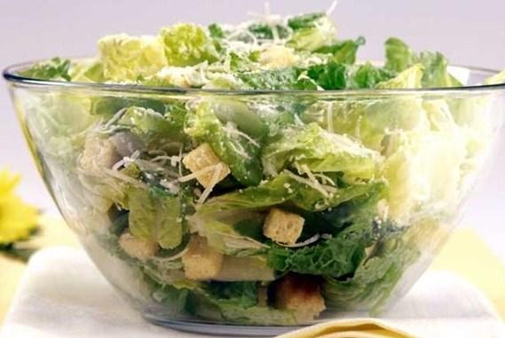Салат цезарь рецепт с курицей и сухариками 150