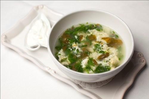 рецепт супа щавель