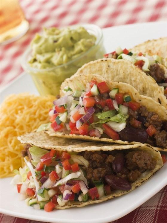 мексиканская кухня рецепты с фото закуски