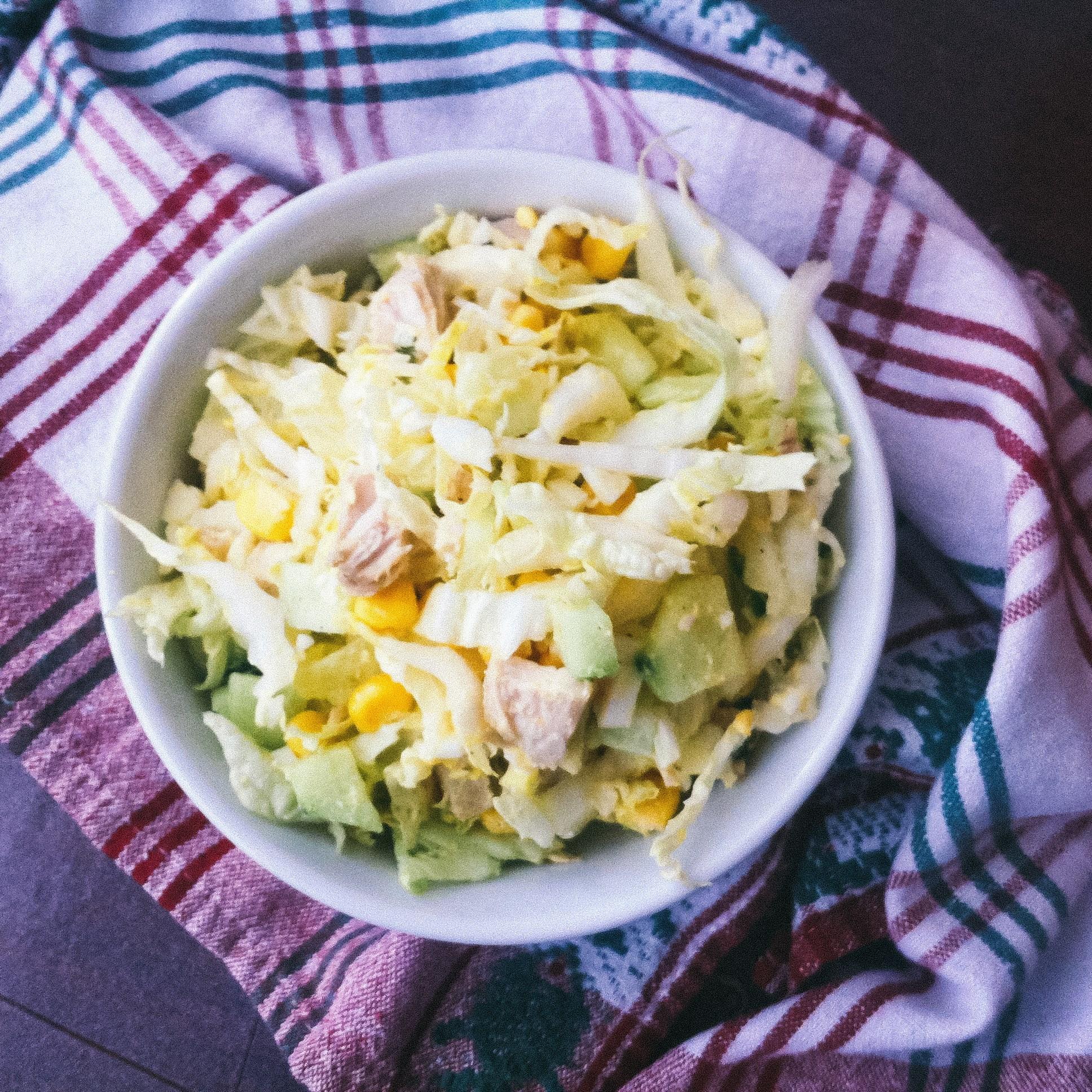 Салат торнадо рецепт с пошагово