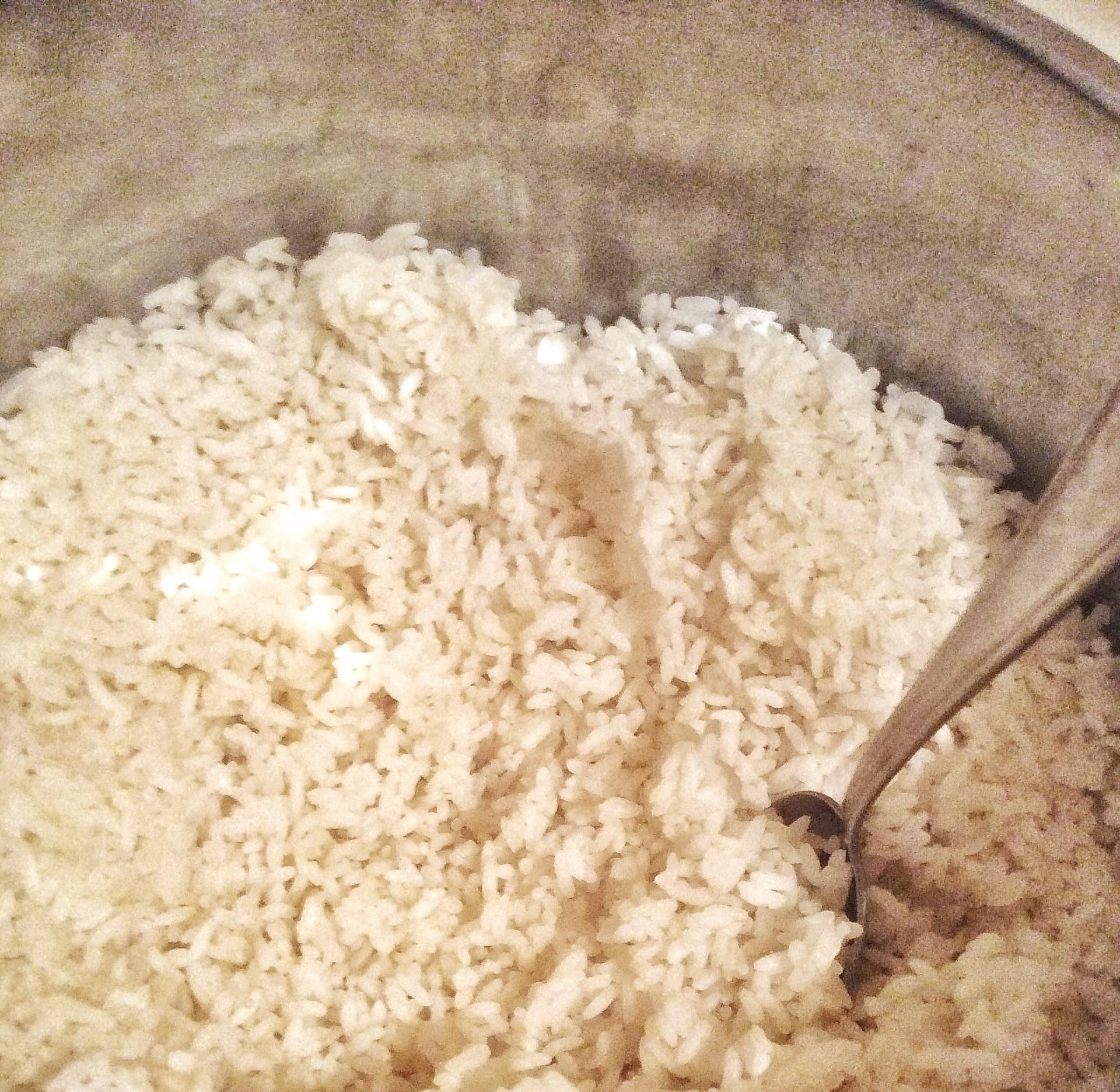 Рецепт вареного риса пошагово