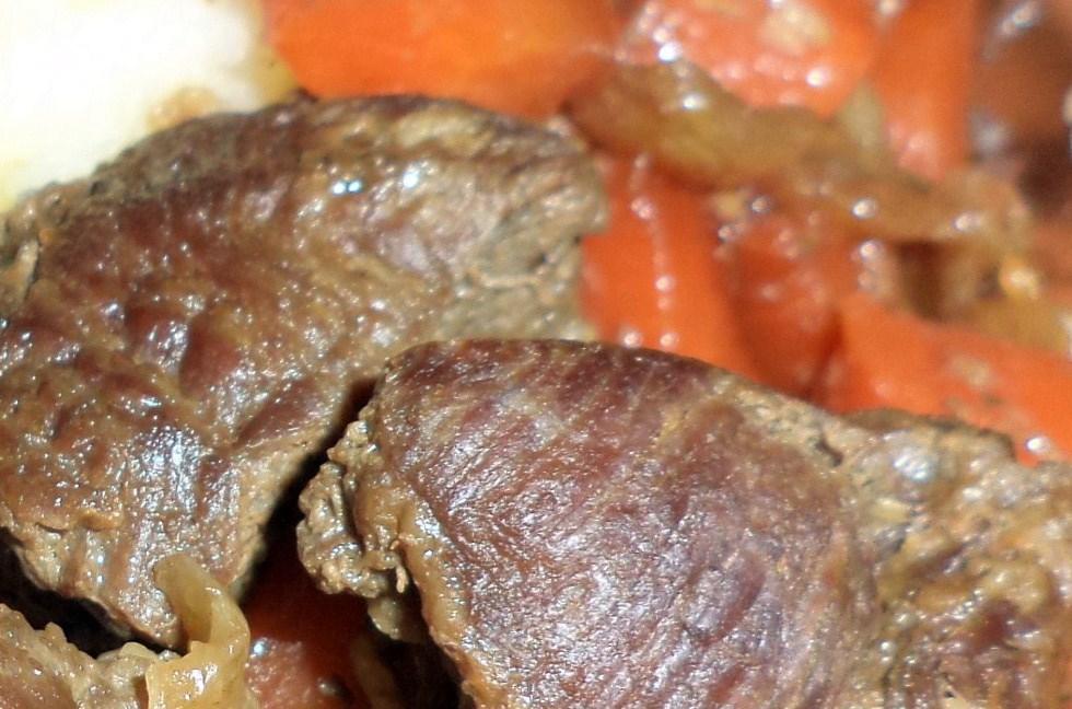 Мясо в соусе пошаговый рецепт с