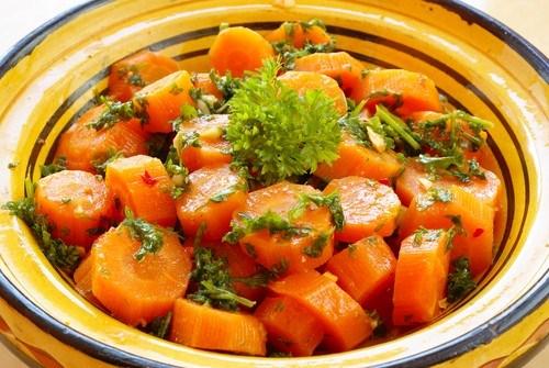 Блюда без моркови