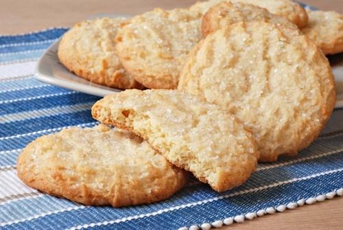песочное печенье рецепты с фото с сахаром