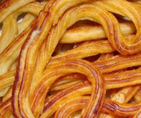 испанская выпечка рецепты с фото