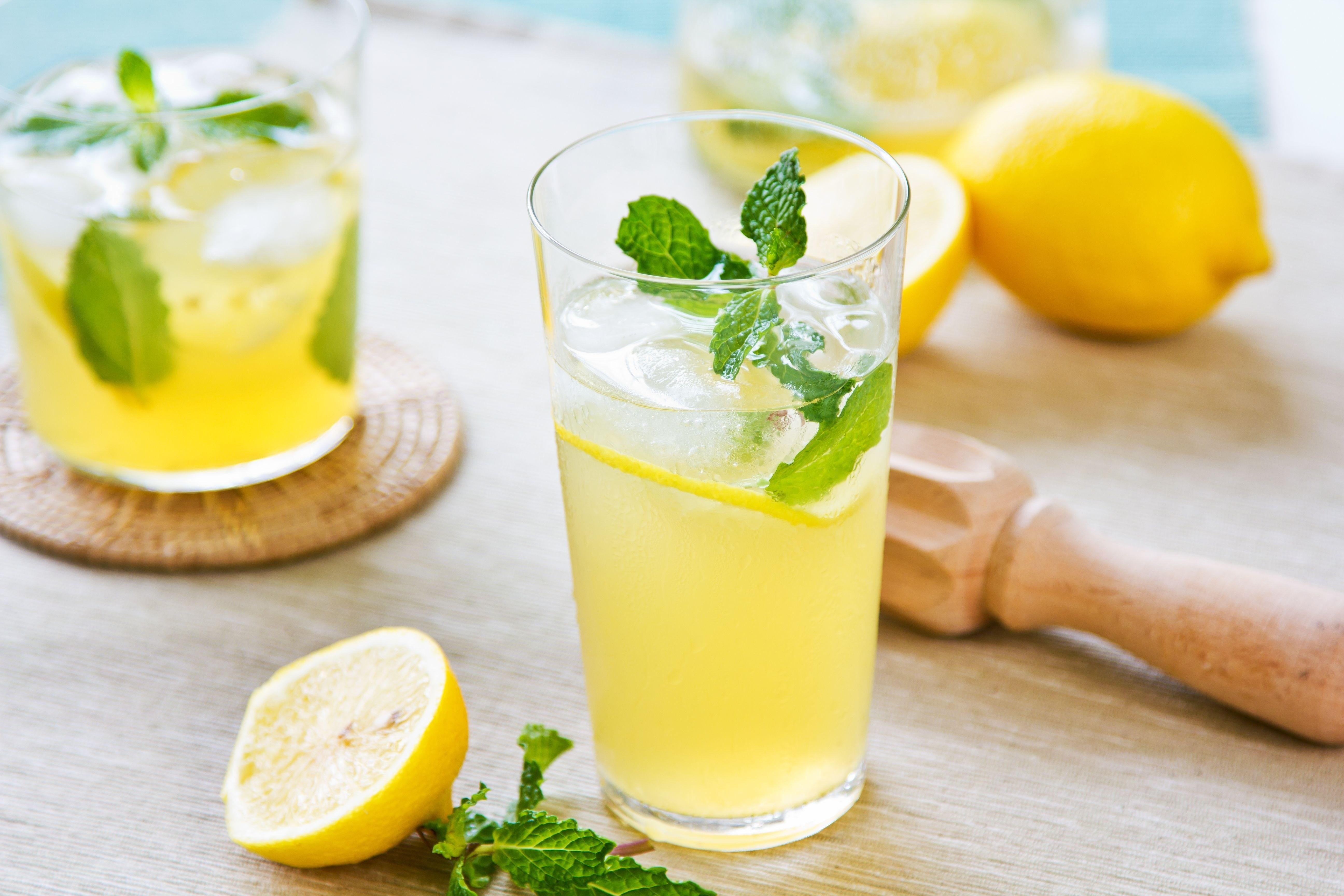как приготовить лимонад по французскому рецепту