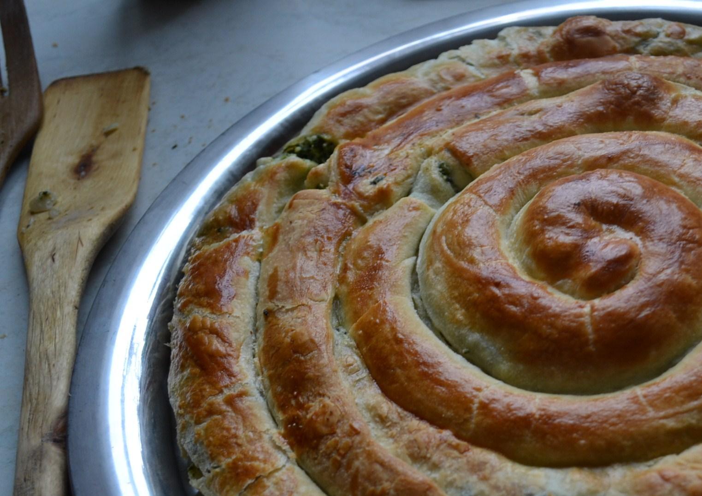 пироги из теста фило рецепт с фото