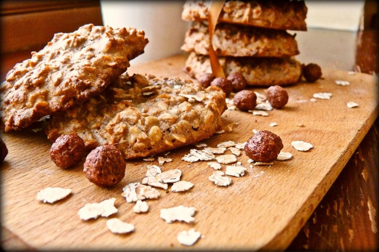 овсяные печенья из овсяной крупы рецепт