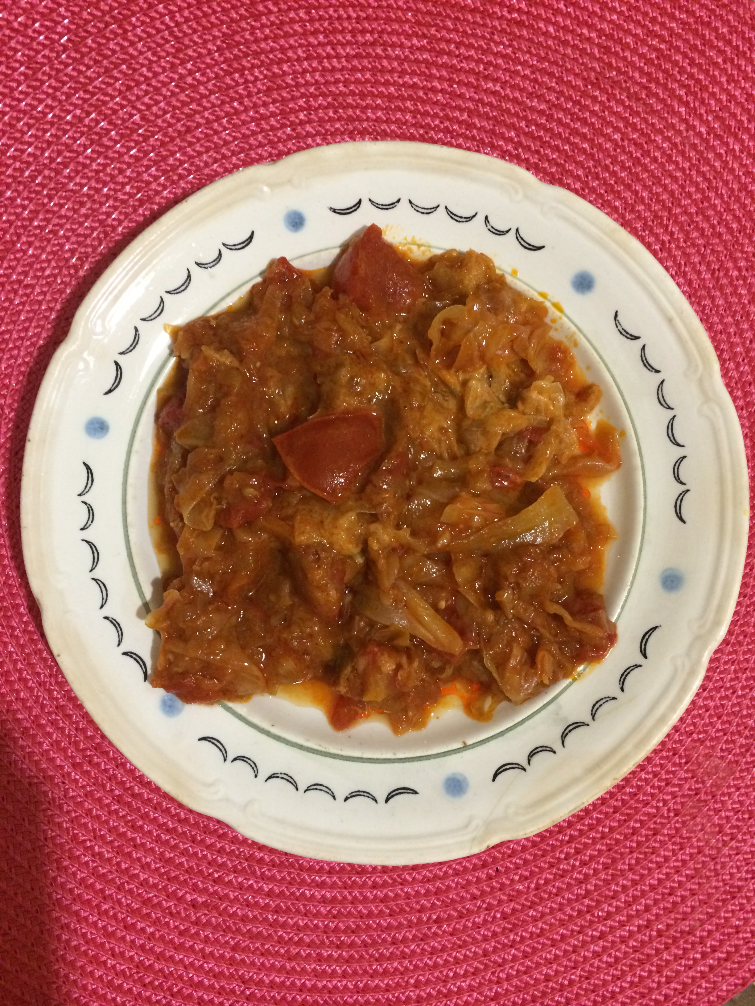 Рагу овощное с капустой пошаговый рецепт с