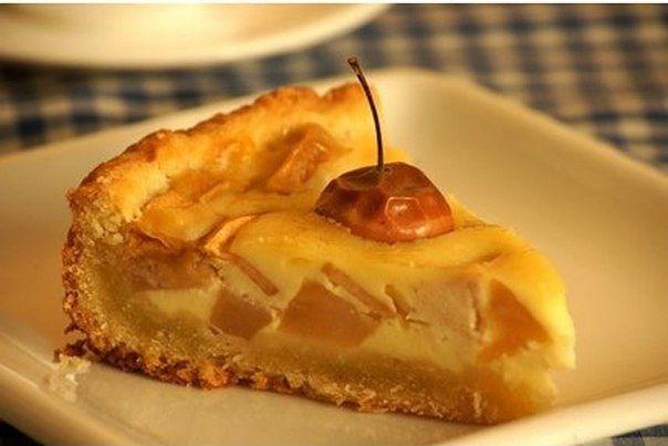 пироги яблочные рецепты с фото