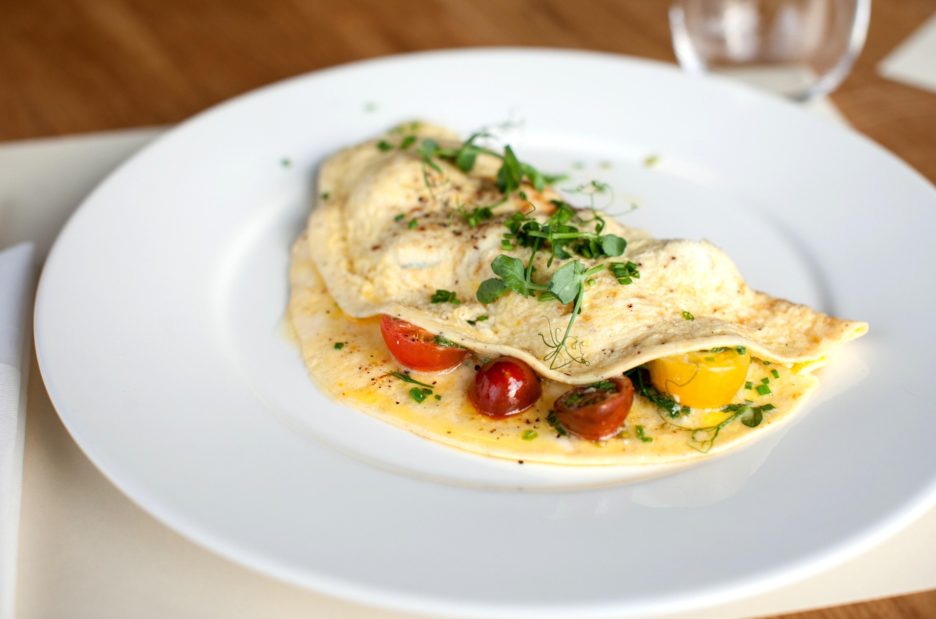 Калорийность французского блюда