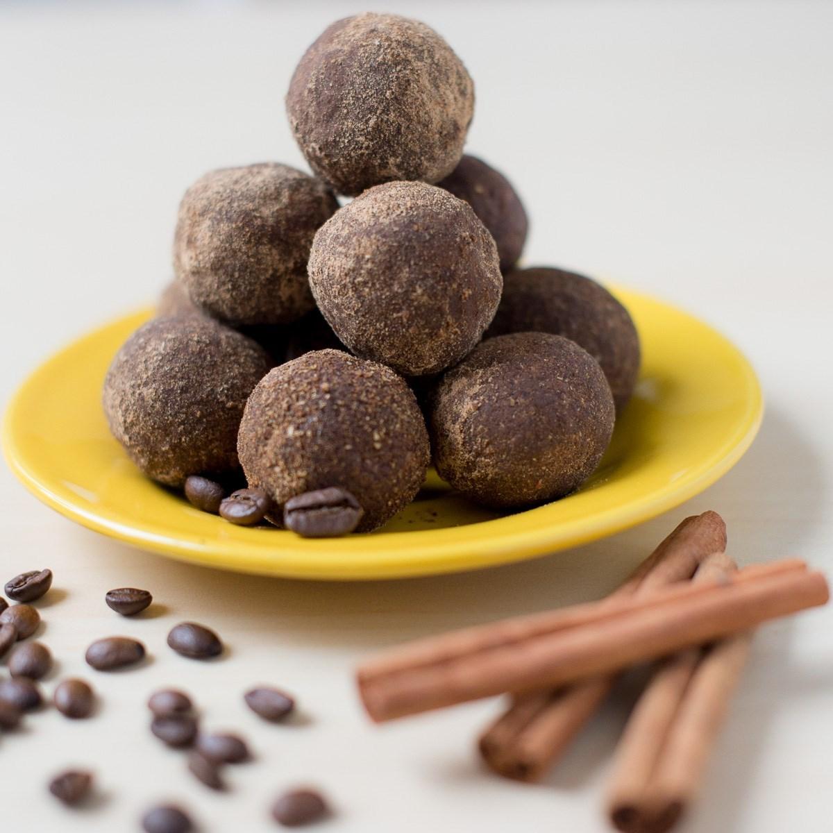 Шведский десерт без выпечки (Chokladbollar)