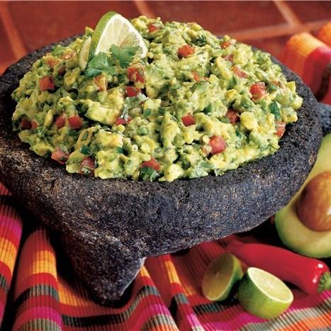рецепт мексиканской закуски гуакамоле