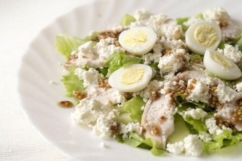 салат с сыром рикотта рецепты