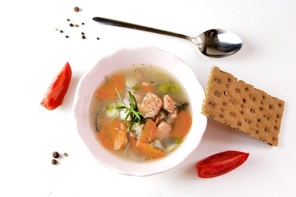 суп с грибами и сыром калорийность