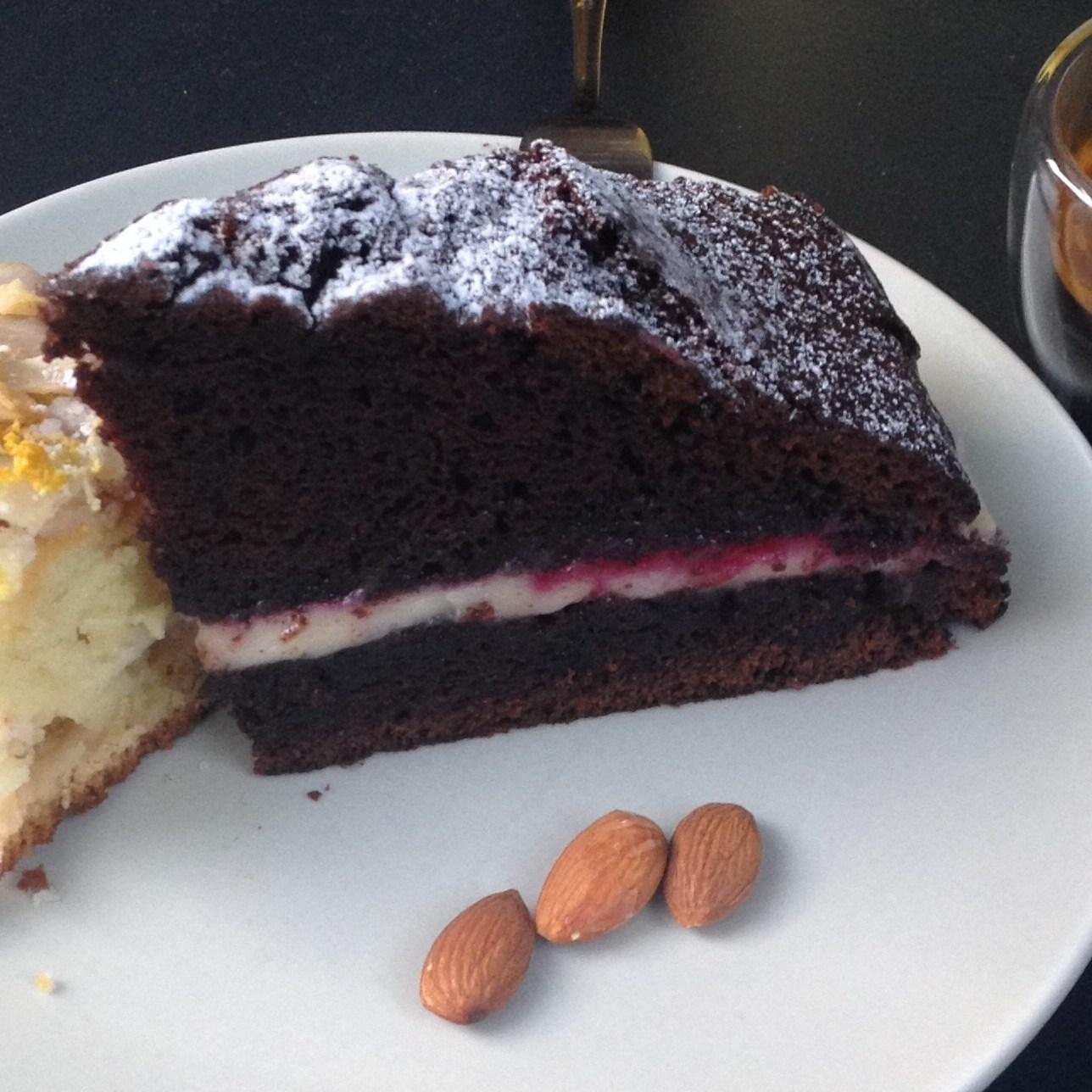 рецепты торт из смородинового варенья