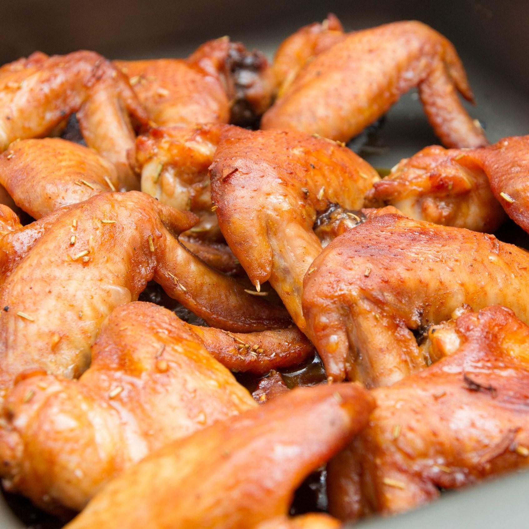 куриные крылышки к пиву рецепт с фото