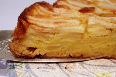рецепт пирога с яблоками с фото