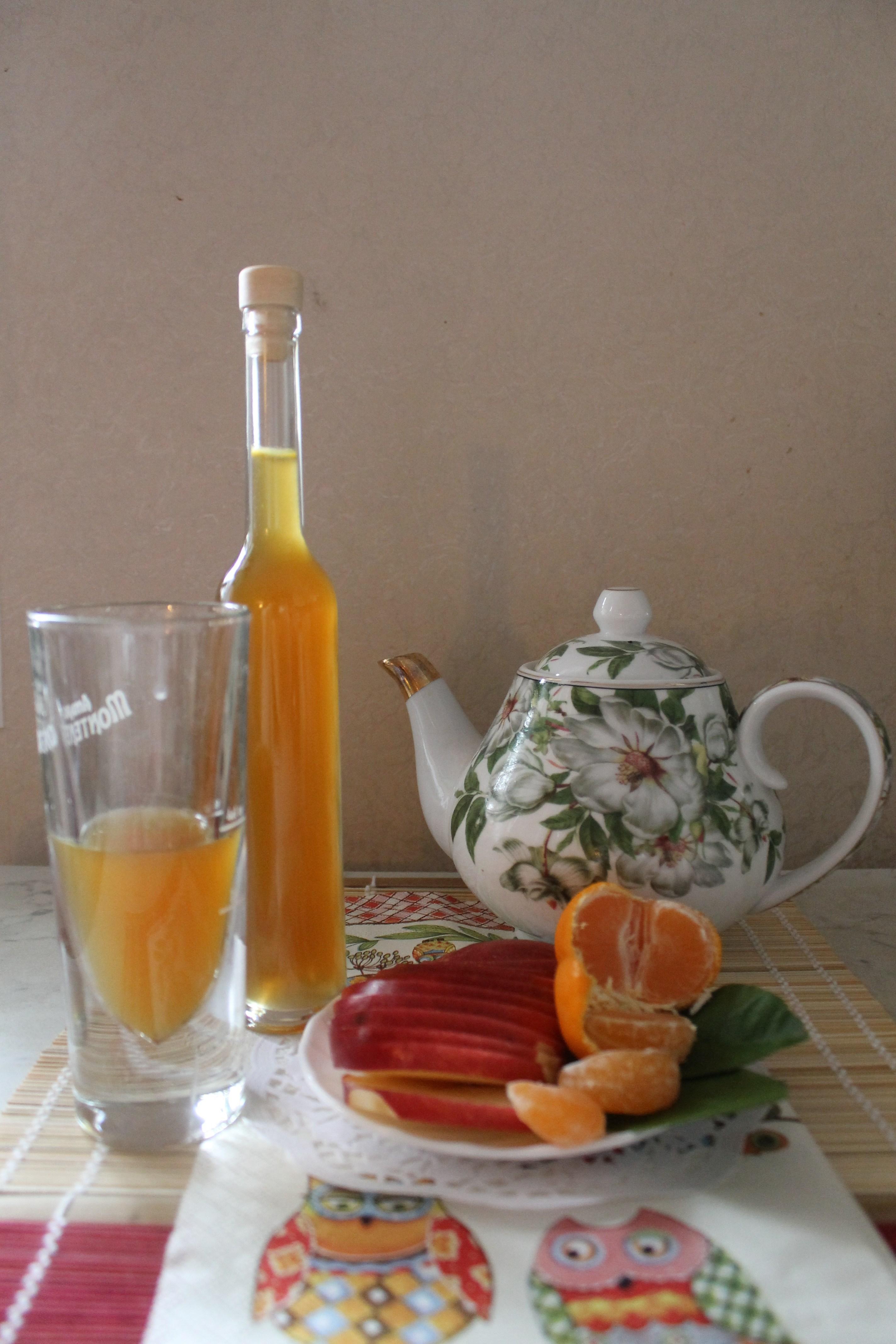 Французский апельсиновый ликер