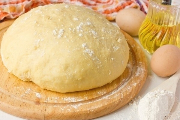 Тесто для пирогов на опаре