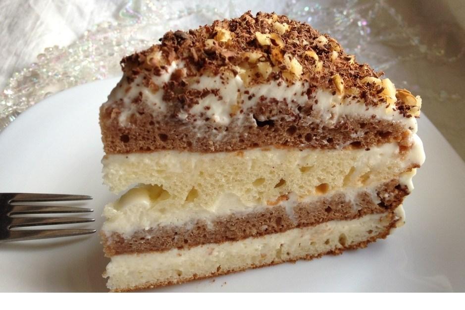 Торт простой рецепт в домашних условиях в мультиварке 965