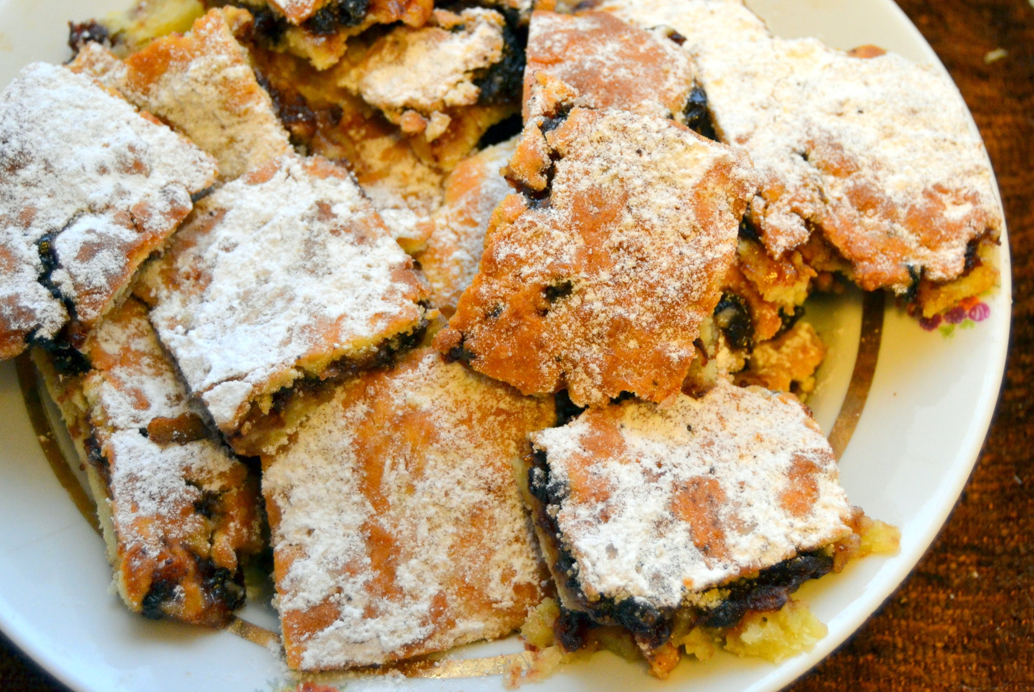 Печенье песочное по-венски