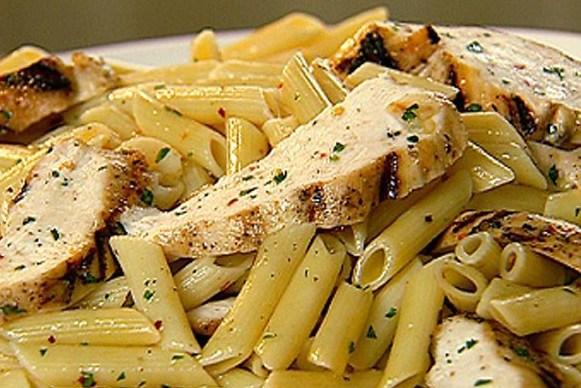 Как вкусно приготовить макароны с курицей рецепты