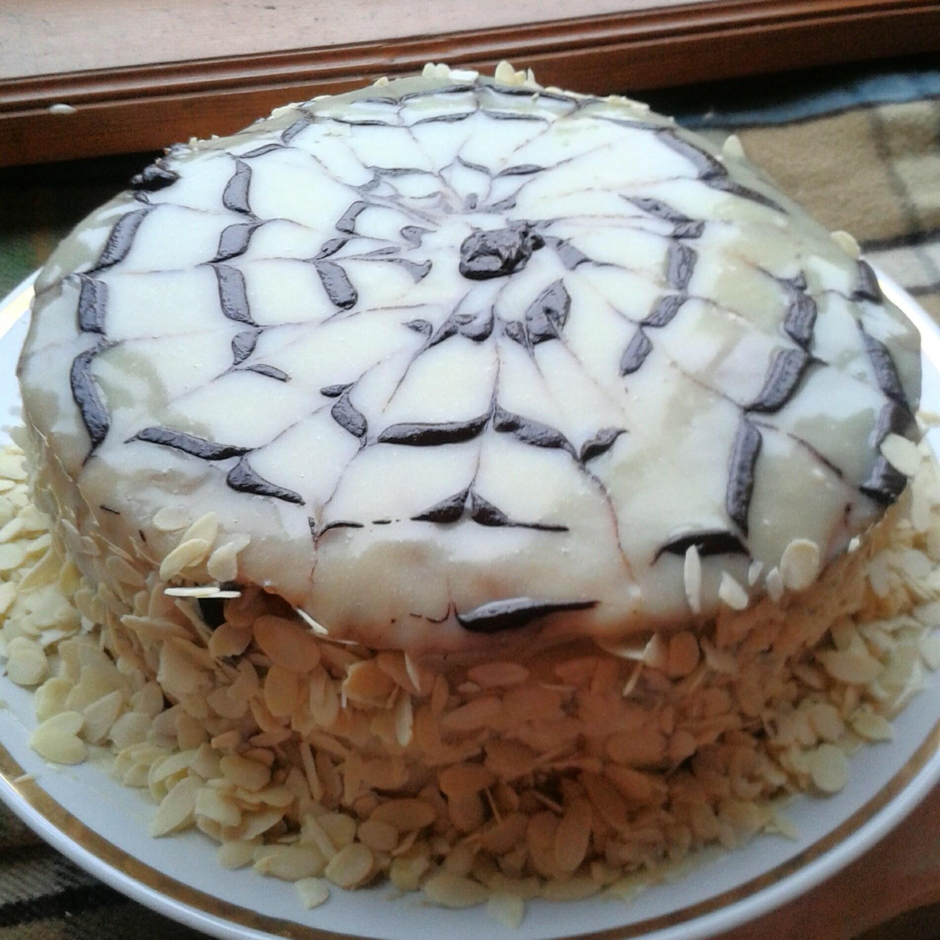 Торт эстерхази рецепт пошаговый рецепт с фото