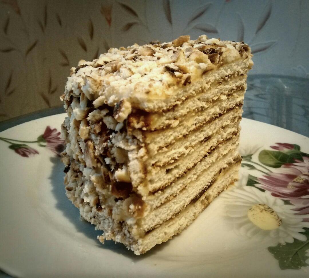 Торт быстрого приготовления рецепт