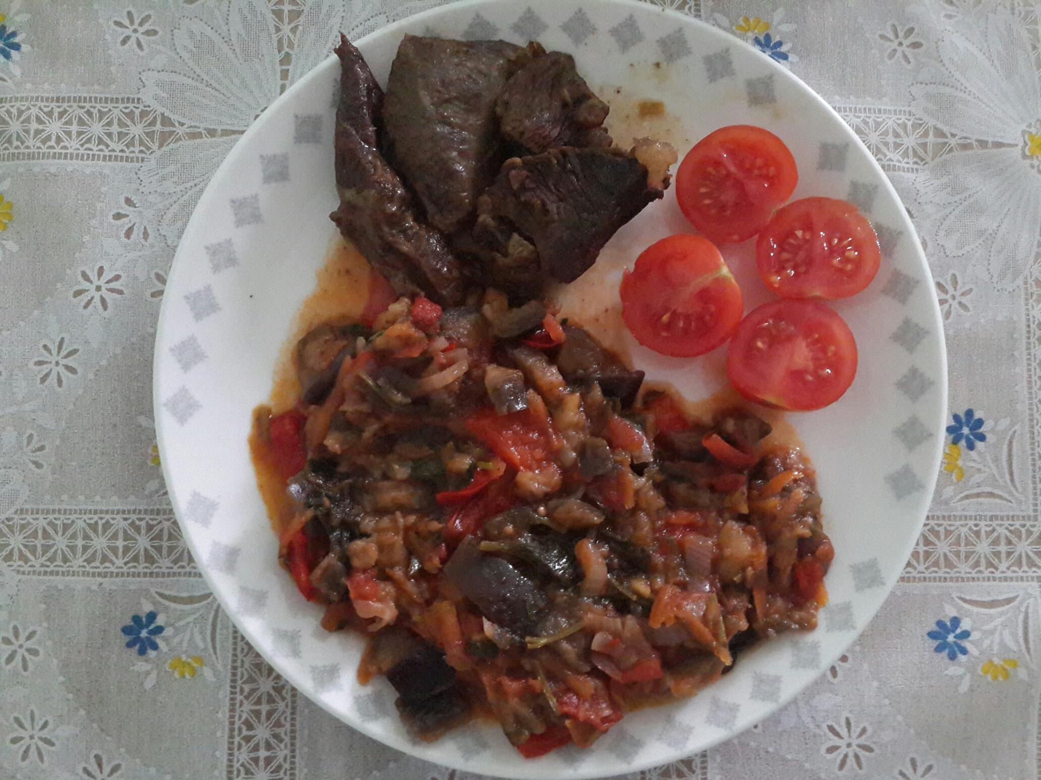 Лучшие блюда из баклажанов рецепт