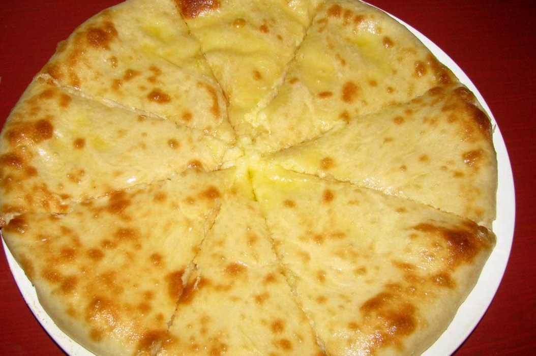 Осетинский пирог с картофелем рецепт