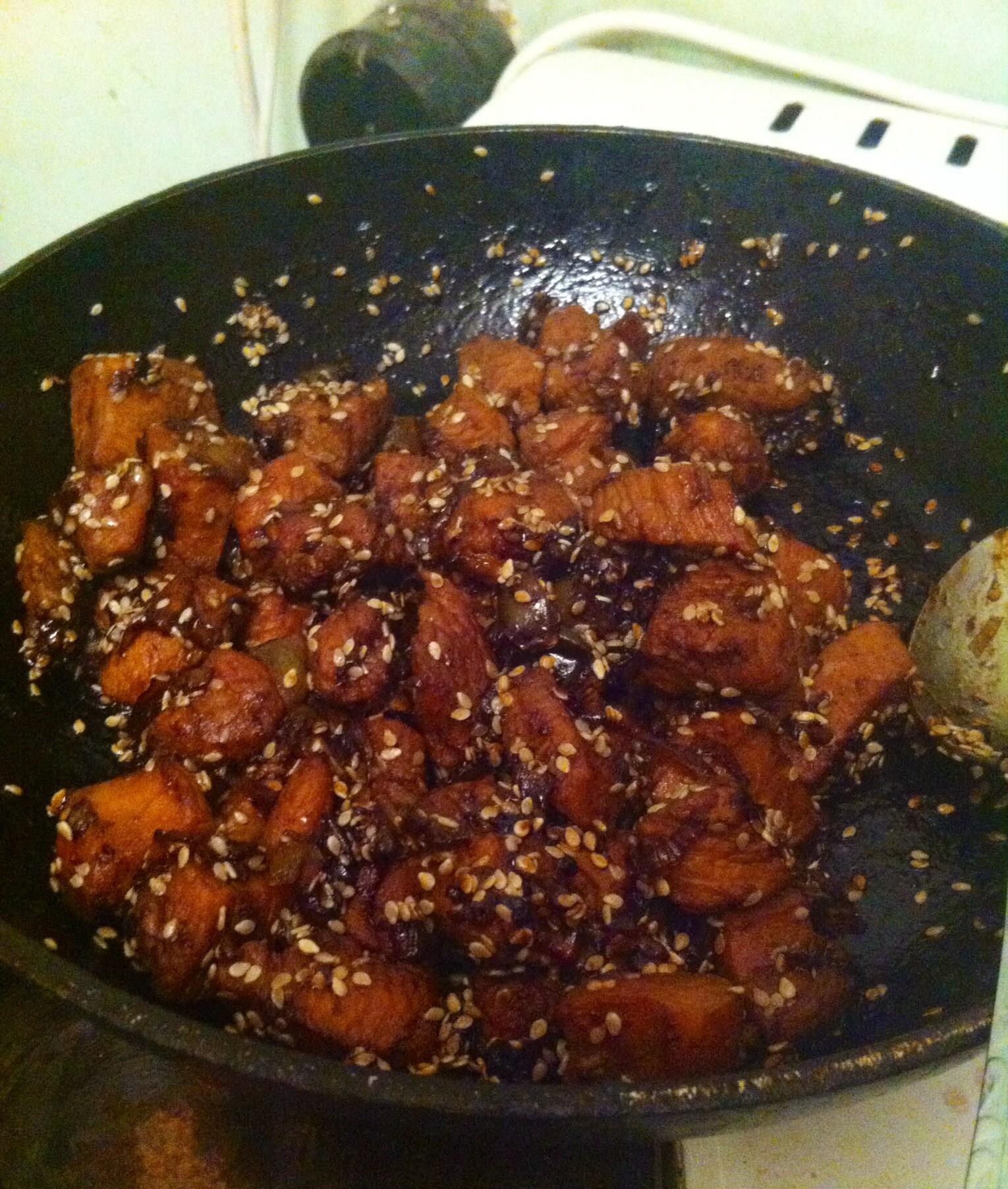 Подливка из свинины к рису рецепт пошагово