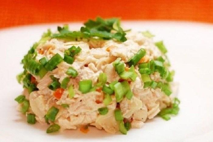 Салаты курица с грибами рецепты с простые и вкусные 57